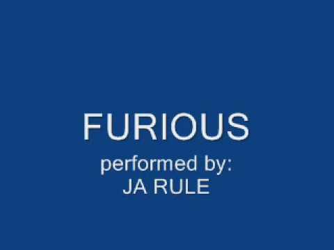 Furious - Ja Rule