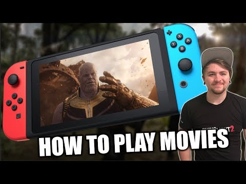 How to Watch Movies on Nintendo Switch - iTunes, Google Play, and more!