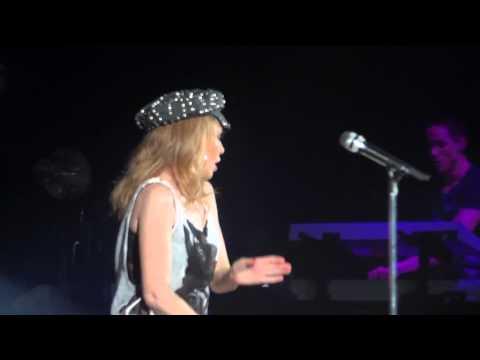 03 - Kylie Minogue - Cherry Bomb (Live @ Anti Tour 2012) HD