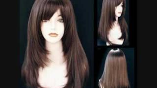Echthaar Perücke - Human hair Wig - Thumbnail