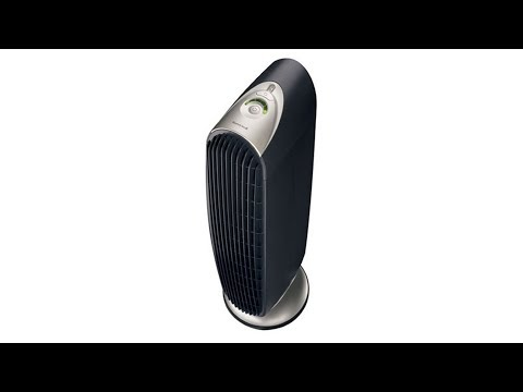 Honeywell QuietClean Tower Air Purifier with Permanet Filters (HFD-120)
