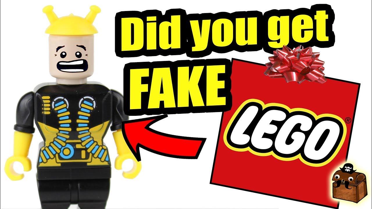 Fake Lego