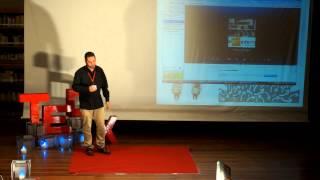 Espacios culturales de inteligencia colectiva: Fernando García at TEDx SansFrontieres