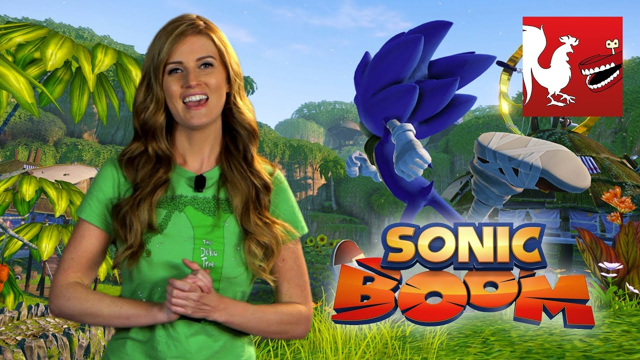 News: Sonic Boom Announced + Xbox 360 Titanfall Delayed ...