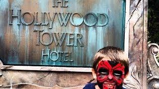 Disney World 2013 - The Tower of Tears (Day #1233) | ErikTV365