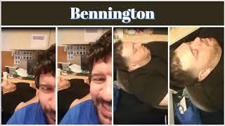 Bennington - Chris Embarrasses Vito (w/Video)