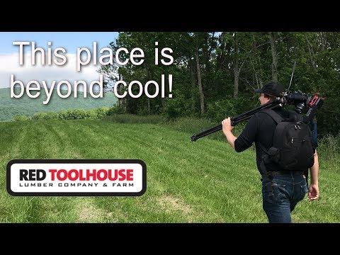 Ep29: We tour Joel Salatin's Polyface Farm