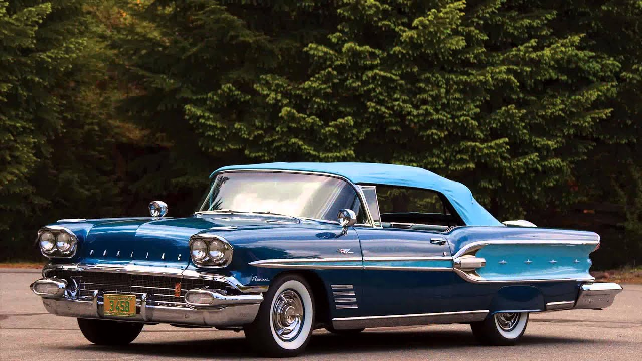 Pics photos 1958 pontiac for sale - 1958 Pontiac Parisienne