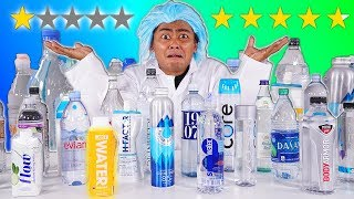 Trying Out Every Water Bottle pt. 3 ~ Ph Drop Test