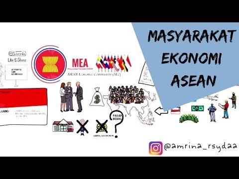 Masyarakat Ekonomi ASEAN (MEA) | PELUANG DAN TANTANGAN