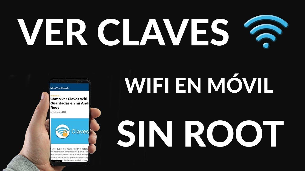 Cómo Ver O Recuperar Las Contraseñas Wifi Guardadas En Mi Android Sin Root Ejemplo Descubre Como Hacerlo
