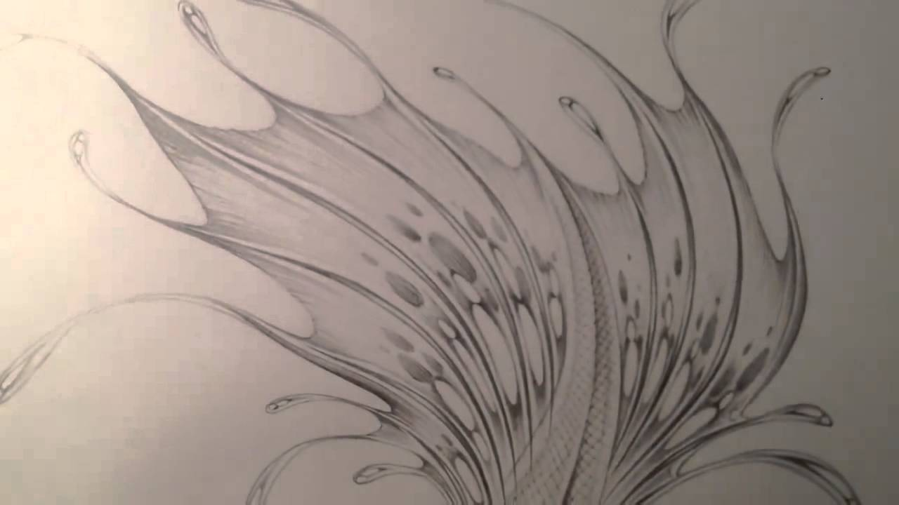 mermaid pencil drawing wip youtube
