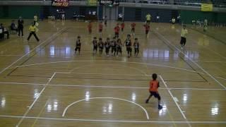 《KIZUNA》 2017/7/9 船橋ジュニアカップ VS塚田ジュニアB