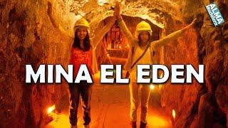 en las entrañas de la tierra MINA EL EDEN.. aventura ZACATECAS.... parte 3