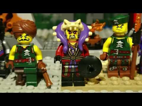 LEGO NINJAGO - NINJAS V