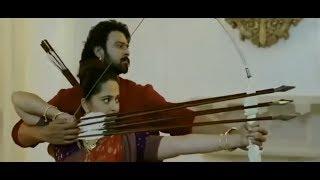 Bahubali 2 scene || After arrow fight || bahubali 2 || M13 studio