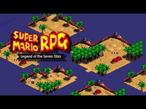 Super Mario RPG - Nimbus Land - Part 1/7 by MrGamingZone