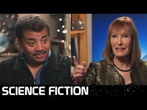 StarTalk Podcast: Creating Science Fiction, with Gale Anne Hurd