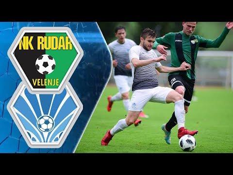 20. krog: Rudar - Ankaran 2:3 ; Prva liga Telekom Slovenije 2017/2018