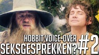 VIEZE SEKSGESPREKKEN?   Hobbit - Tinderdate Gaat Fout   #2