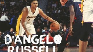 """D'angelo Russell Rookie Mix 