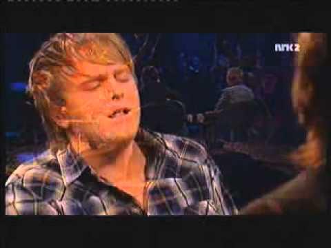 Hallelujah - Espen Lind, Askil Holm, Alejandro Fuentes and Kurt Nilsen.
