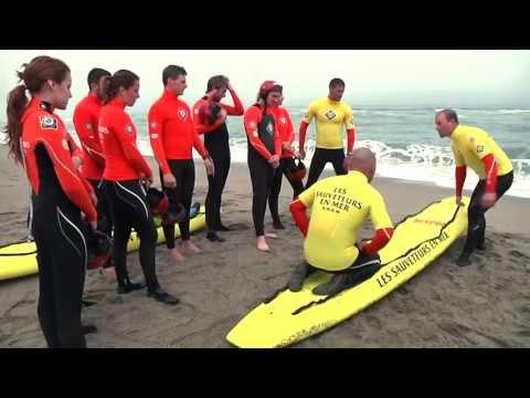 SNSM : stage en mer pour les nageurs sauveteurs du Barcarès