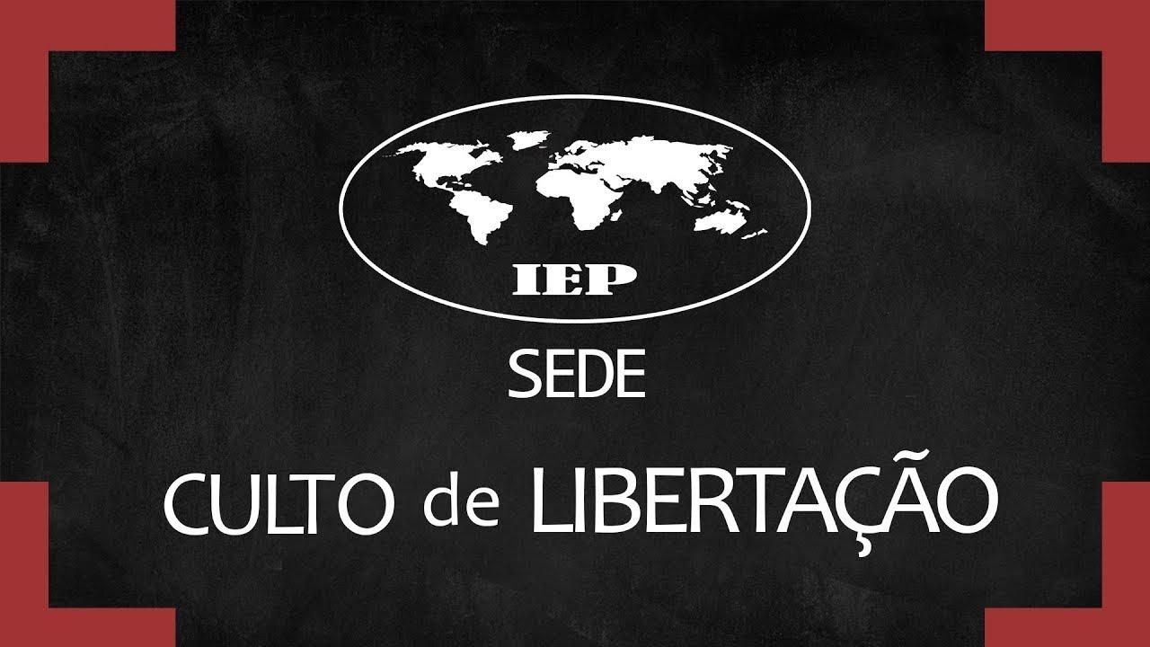 Culto de libertação