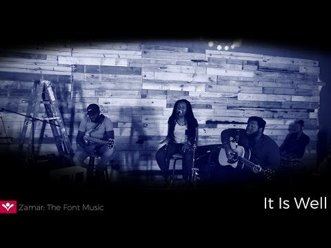 It Is Well  |  The Font Music