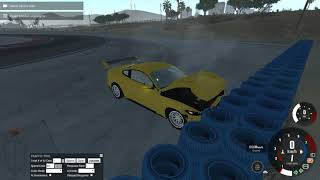 Renault 4 Mod! I Beamng Drive Crashes #1429 [Alpha]