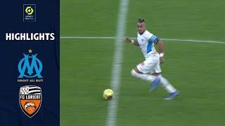 OLYMPIQUE DE MARSEILLE - FC LORIENT (4 - 1) - Highlights - (OM - FCL) / 2021-2022