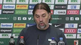 Martin Schmidt: Ziel wird sein, Hertha in der Tabelle zu überholen!