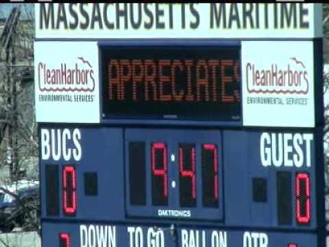 Massachusetts Maritime Women's Lacrosse vs. Worcester State - 4/19/14