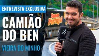 CAMIÃO DO BEN EM VIEIRA DO MINHO