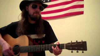 Long Haired Country Boy - Charlie Daniels Cover