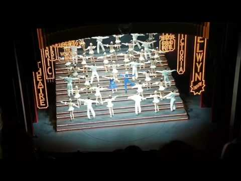 42nd Street at THEATRE ROYAL DRURY LANE London