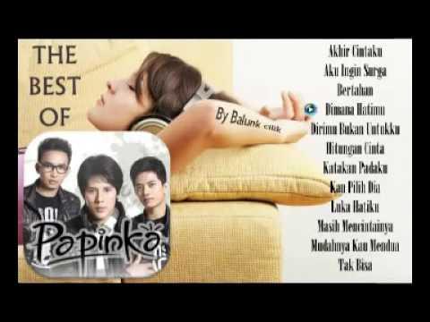 Papinka FULL ALBUM Hits dan Terlaris  2016-2017