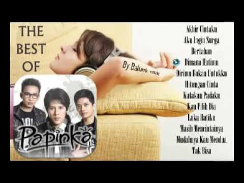 Papinka FULL ALBUM Hits dan Terlaris  2016-2017