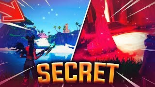 FORTNITE GLITCH FOR ENTRER IN THE VOLCAN AND ALLER ON a SECRETE ILE
