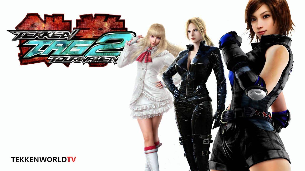 Tekken Tag Tournament 2 Character Select Theme - YouTube