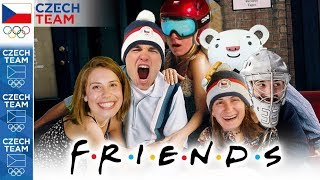 FRIENDS | Czech Olympic Team Party | Pyeongchang 2018