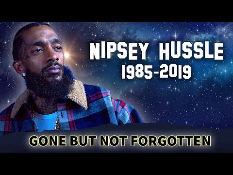 Nipsey Hussle  Gone But Not Forgotten  Ermias Asghedom
