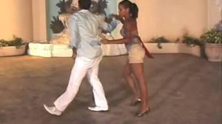 Salsa....baile con la punta pie