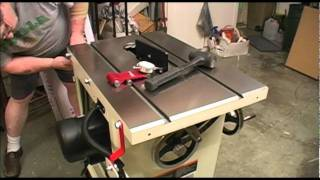 Building Your New Table Saw