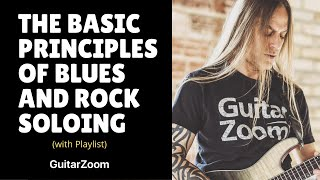 vuclip Steve Stine Live Guitar Masterclass: Basic Blues and Rock Soloing