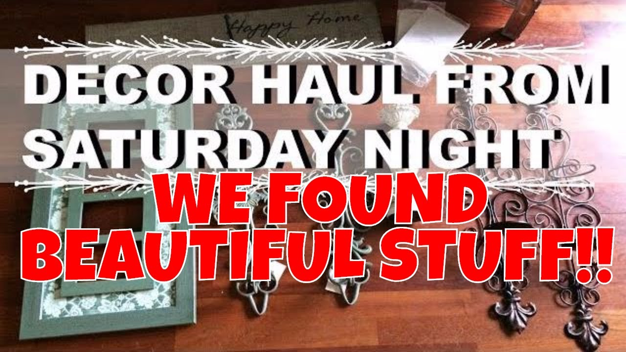 Home decor haul australia