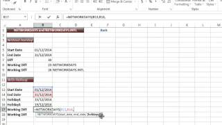 Working with date part -2 Bhavesh's Excel Tricks