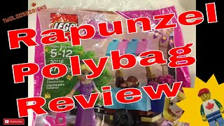 LEGO Disney Princess Rapunzel 30116 Polybag Thoughts and Review