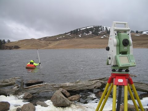 Hydrographic-Survey applications