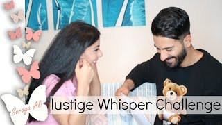 Whisper Challenge mit meinem Cousin I Soraya Ali